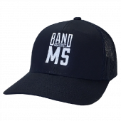 Band Against MS Navy Ballcap